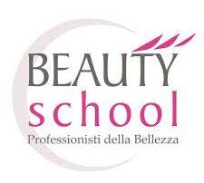 Beauty school logo